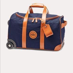 Peter Millar Rolling Duffel Bag